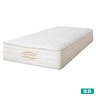 ◎柔軟舒適 雙層獨立筒彈簧床 床墊 N-sleep P1-02 TW雙人加大 NITORI宜得利家居