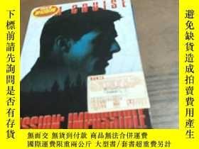 二手書博民逛書店MISSION:IMPOSSIBLE罕見DVDY181614