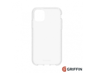 Griffin Survivor Clear iPhone 11 Pro Max (6.5吋) 透明軍規防摔殼 強強滾