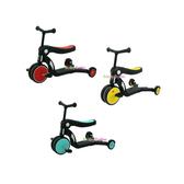 【奇買親子購物網】BabyBabe 三合一幼兒平衡三輪車(紅/藍/黃)