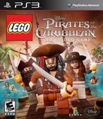 PS3 LEGO Pirates of the Caribbean 樂高神鬼奇航(美版代購)