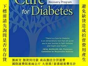 二手書博民逛書店There罕見Is a Cure for Diabetes 治療