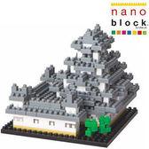【日本KAWADA河田】Nanoblock迷你積木-姬路城 NBH-018