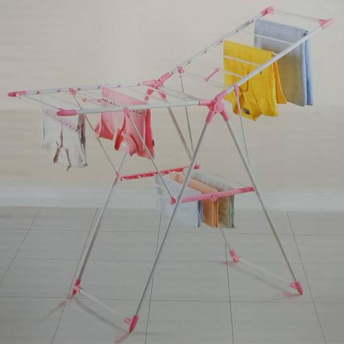 【91 3c】國際牌  贈品 折疊式 曬衣架 SP-1707