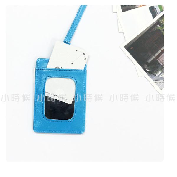 ☆小時候創意屋☆ 迪士尼 正版授權 玩具總動員(黑) 行李箱 吊牌 卡片套 卡片包 證件套 證件夾