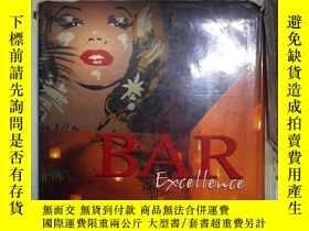 二手書博民逛書店 bar罕見excellence--design for pub