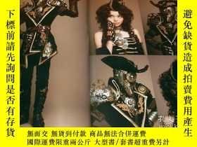 二手書博民逛書店STEAMPUNK罕見ORIENTAL LABORATORY Vol.3 Tool of Leather and