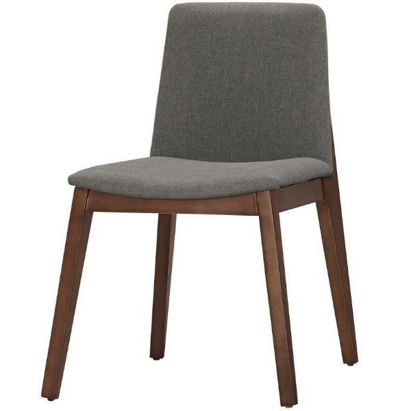 餐椅 MK-1030-7 艾略特餐椅(布)(實木)【大眾家居舘】