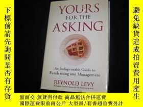 二手書博民逛書店Yours罕見for the Asking : An Indis