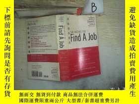 二手書博民逛書店SIX罕見WEEKS TO FIND A JOB 找工作六周 A02Y261116
