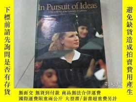 二手書博民逛書店In罕見Pursuit of Ideas,A Year in t