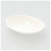 橢圓皿 15cm JXB461-03 白色系餐具 NITORI宜得利家居