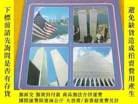 二手書博民逛書店NEVER罕見FORGET September 11,2001. 1973 World Trade Center