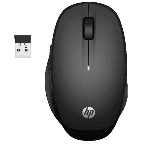 HP Dual Mode Black Mouse 2.4 GHz藍牙雙模式無線滑鼠 ( 6CR71AA )