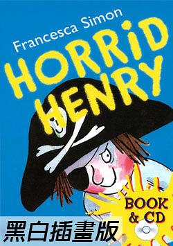 【麥克書店】HORRID HENRY有聲書12本  任挑一本440元