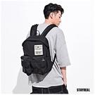 【橘子包包館】STAYREAL 都會行者G4後背包 BB21001 黑色 後背包