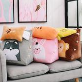 靠枕床頭靠墊辦公室腰靠沙發抱枕大靠背枕床上枕頭三角靠背墊男女