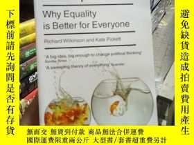 二手書博民逛書店The罕見Spirit Level: Why Equality