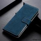 適用華為榮耀X10手機殼翻蓋TEL-AN00a皮套插卡磨砂復古鱷魚紋商務