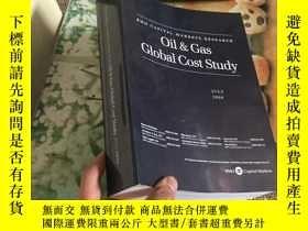 二手書博民逛書店Oil罕見& Gas Global Cost StudyY204356 Oil & Gas Globa
