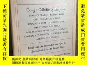 二手書博民逛書店Bookmaking罕見& Kindred Amenities(