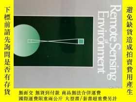 二手書博民逛書店Remote罕見Sensing of Environment 02 2018環境遙感科學學術期刊Y14610
