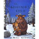 【麥克書店】GRUFFALO'S CHILD / 英文繪本附CD/ 作家Julia Donaldson