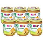 HiPP 喜寶 生機南瓜馬鈴薯泥125g(6罐)[衛立兒生活館]