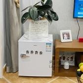 冷藏櫃 HICON/惠康BD-40冰櫃家用迷你小型全冷凍櫃儲奶冷櫃凍母乳小冰箱 每日下殺NMS