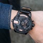 DIESEL 獨特設計自信腕錶 DZ7291 熱賣中!