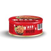 新東陽辣味肉醬85Gx3入【愛買】