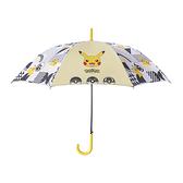 HOLA Pokémon 寶可夢抗UV長傘58cm-皮卡丘
