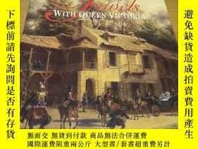 二手書博民逛書店Travels罕見with Queen Victoria cY1