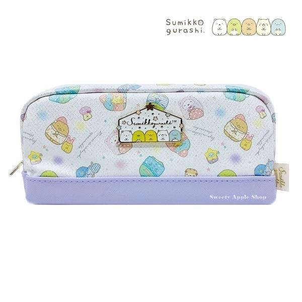 日本限定 SAN-X 角落生物 家族 睡衣版 筆袋 / 鉛筆盒 / 筆盒