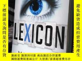 二手書博民逛書店LEXICON罕見Maxx BarryY201150 Maxx