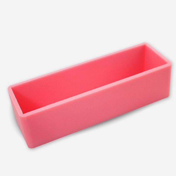 【香草工房】 1500CC粉紅矽膠土司模(不含木盒)