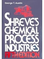 二手書博民逛書店 《Shreve s Chemical process industries》 R2Y ISBN:0070571473│RandolphNorrisShreve