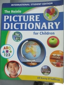 【書寶二手書T4/動植物_YFP】Heinle Picture Dictionary for Children_O'Su
