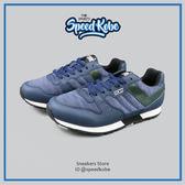 PONY SOLA-V 復古慢跑鞋 內增高 深藍 珠光 水洗 休閒 男 64M1SO65DB☆SP☆