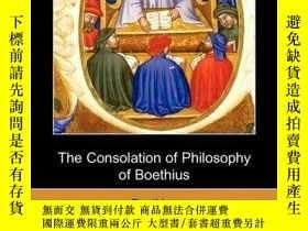二手書博民逛書店The罕見Consolation of Philosophy o