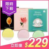 韓國 JMsolution 盈潤蜂膠/水光玫瑰/海洋珍珠 去角質棉片(7gx10入) 3款可選【小三美日】$259