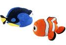 【卡漫城】 海底總動員 抱枕 38cm 二款選一 ㊣版 玩偶 絨毛娃娃 午安枕 靠墊 尼莫 多莉 Dory Nemo