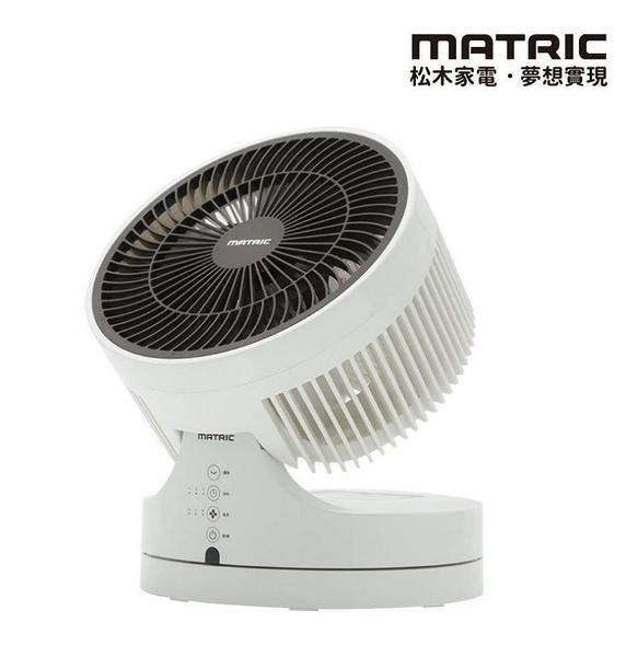 【2021Super Sale 現貨】MATRIC MG-AF1006 松木10吋美型渦輪風扇