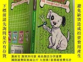 二手書博民逛書店puddle罕見the naughtiest puppy 最頑皮的小狗。Y200392