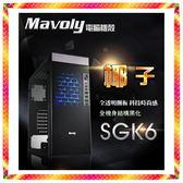 微星 B360 平台[時尚風格]第8代 I7 12執行緒 GTX1050 Ti 獨顯電玩機