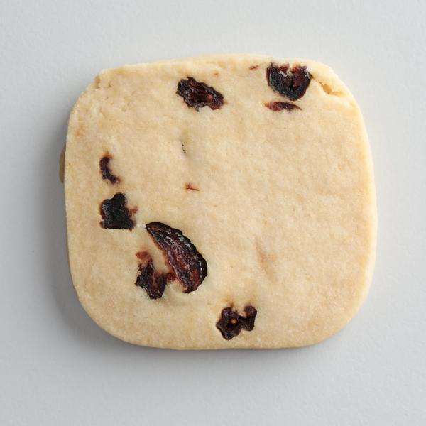 午茶夫人 手工餅乾 蔓越莓方塊 200g/罐 蔓越莓/餅乾