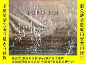 二手書博民逛書店Lord罕見Jim 吉姆爺 Joseph Conrad 約瑟夫·康拉德 everymans library 人人文