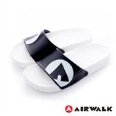 AIR WALK 運動 拖鞋 防水 休閒 男女款 A755220208