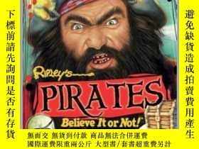 二手書博民逛書店Ripley罕見Twists PB: PiratesY410016 Ripley Publishing IS