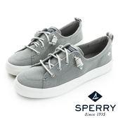 SPERRY 街頭風尚經典帆布鞋(女)-時尚灰
